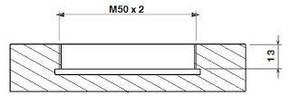 Roscado interior con interpolación helicoidal (2ª Parte)