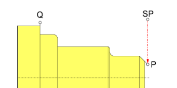 Ciclo fijo de desbaste longitudinal
