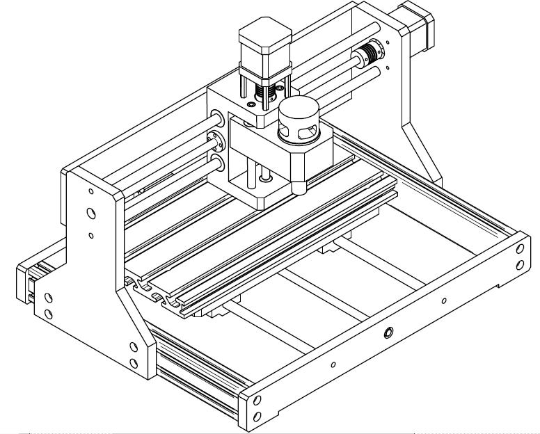 centro de mecanizado CNC F1911V1