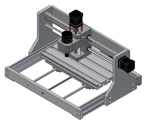 Construir tu propio CNC