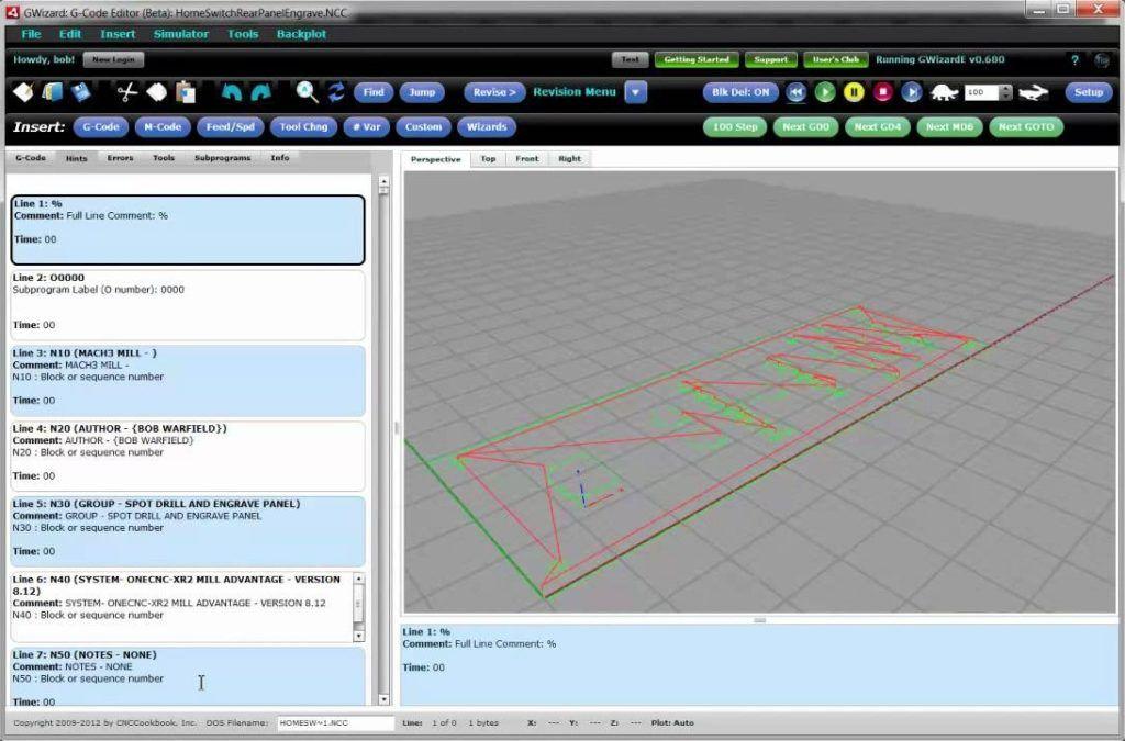 simulador cnc online